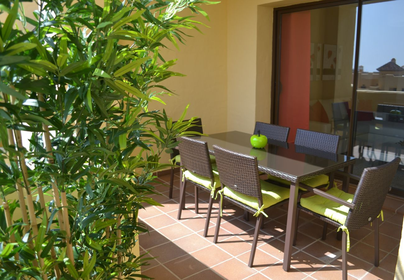 ZapHoliday - 2115 - apartment rental in Manilva, Costa del Sol - terrace
