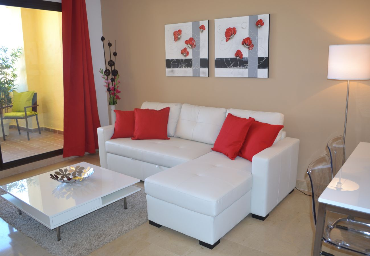ZapHoliday - 2115 - apartment rental in Manilva, Costa del Sol - living room