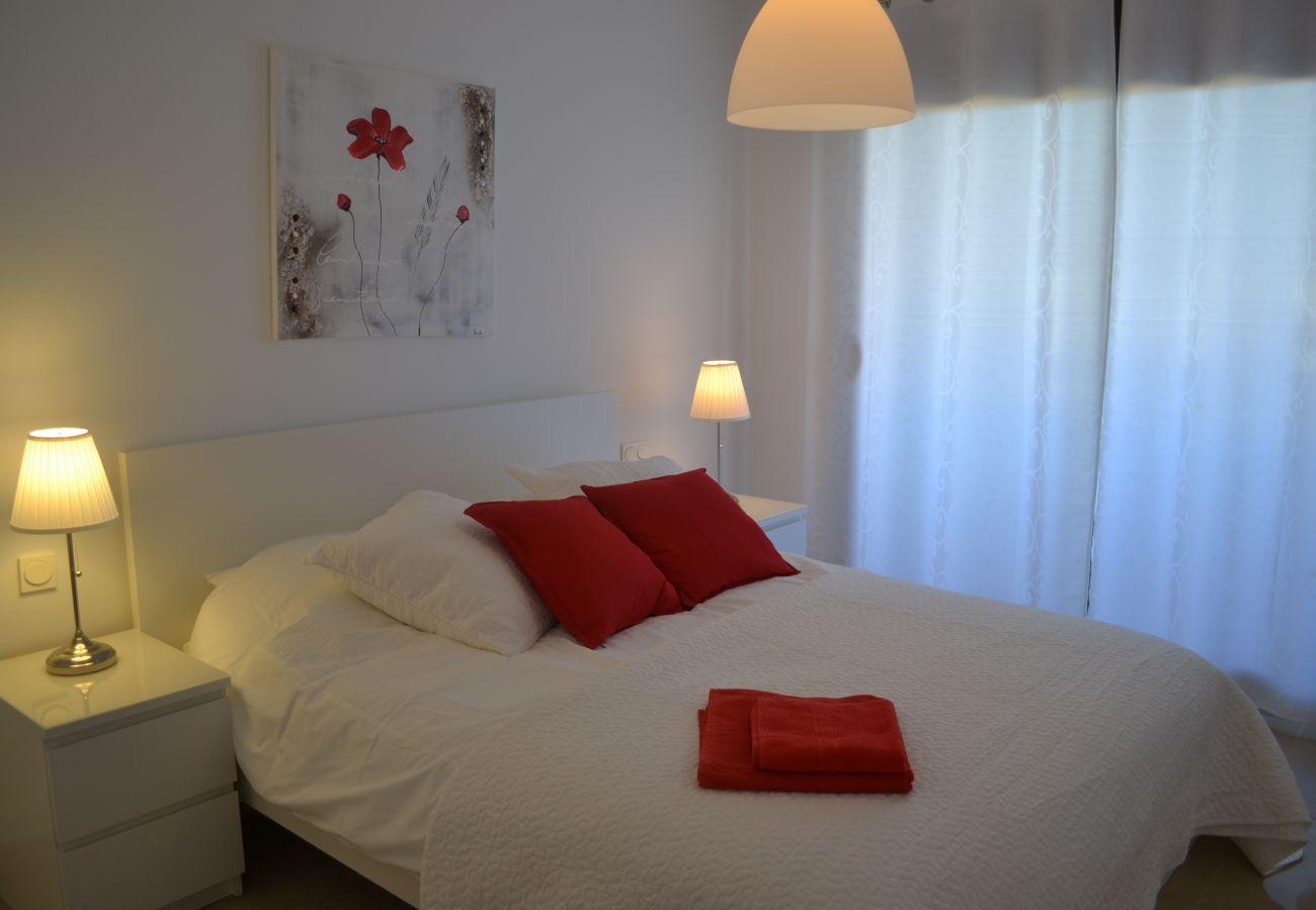 ZapHoliday - 2115 - apartment rental in Manilva, Costa del Sol - bedroom