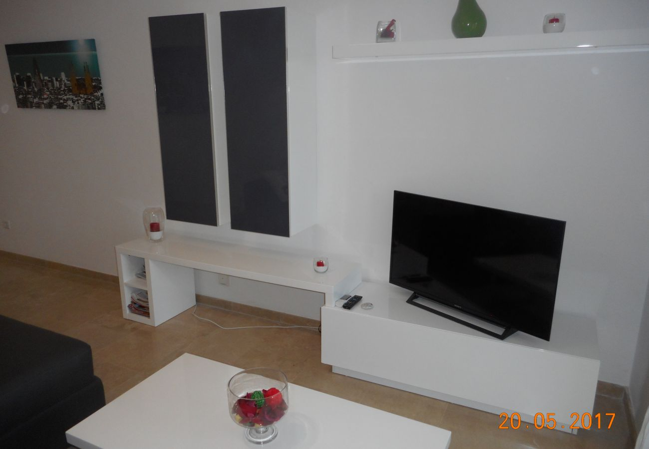 Apartment in Manilva - Marina Real 2105