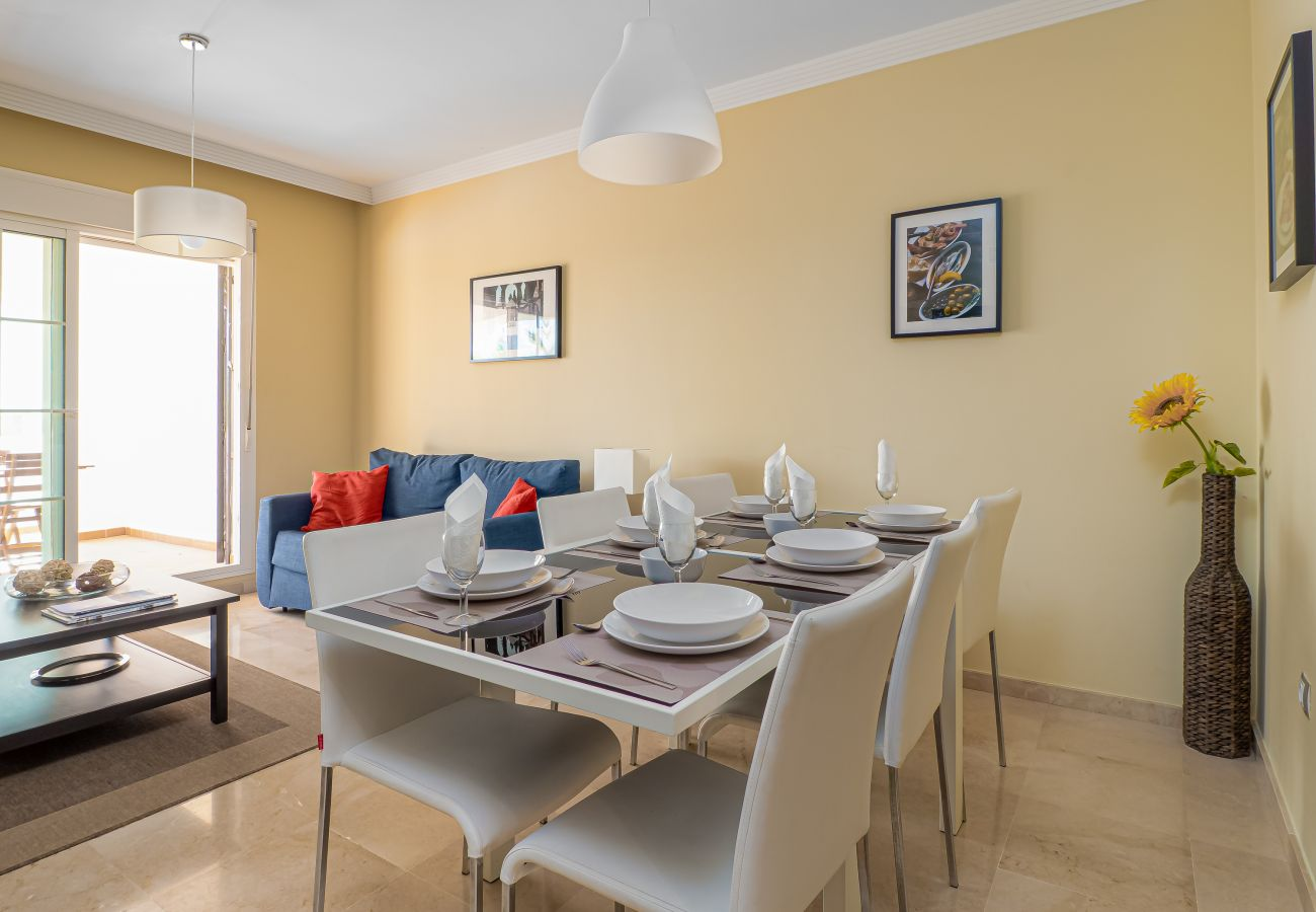 Apartment in Manilva - Residencial Duquesa 2044