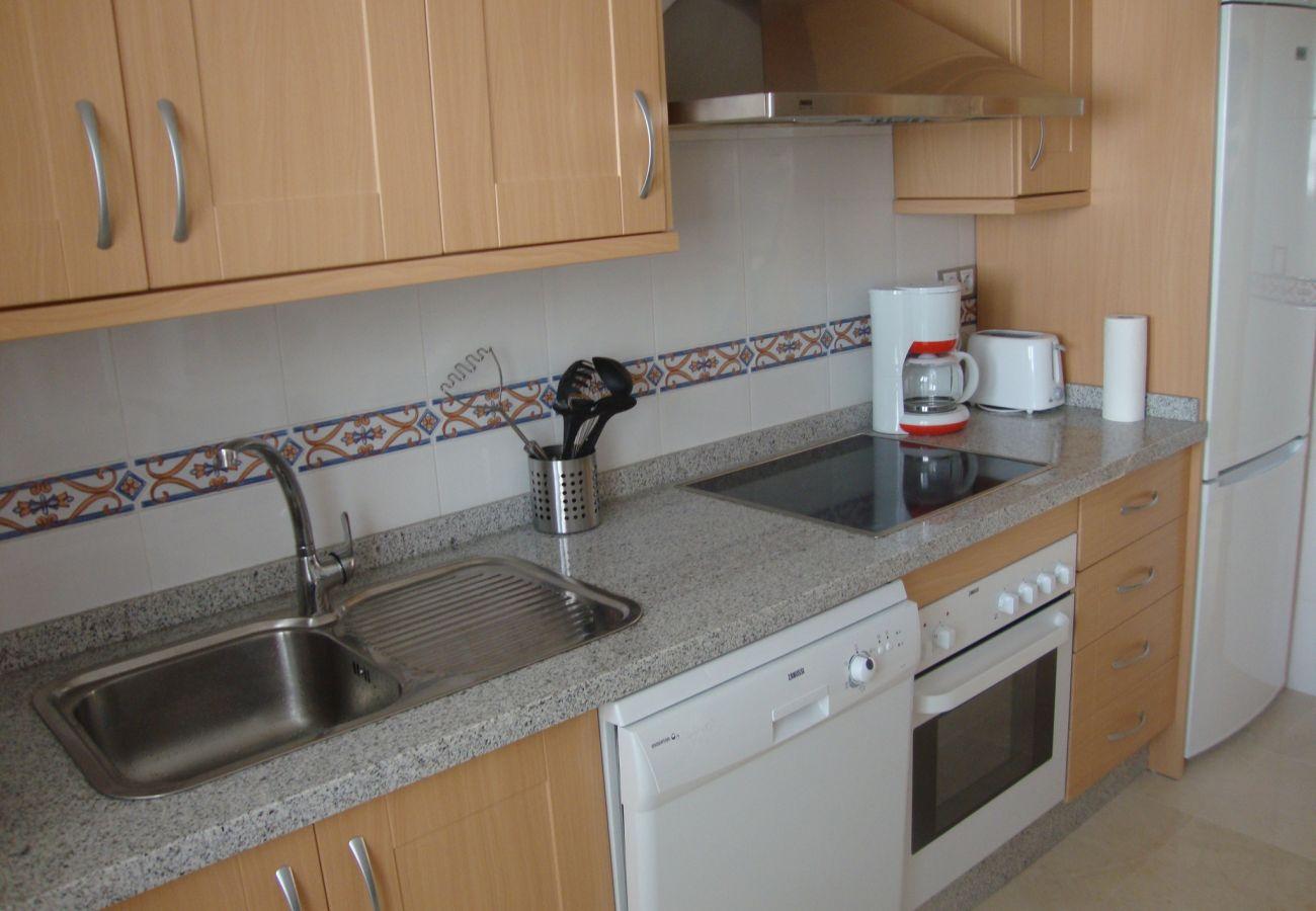 Apartment in Manilva - Residencial Duquesa 2049
