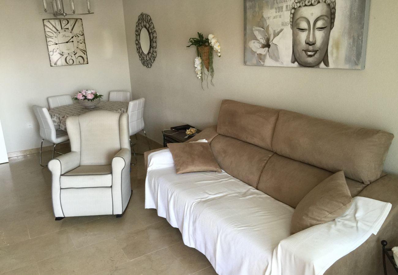 Apartment in Manilva - Marina Duquesa 2110
