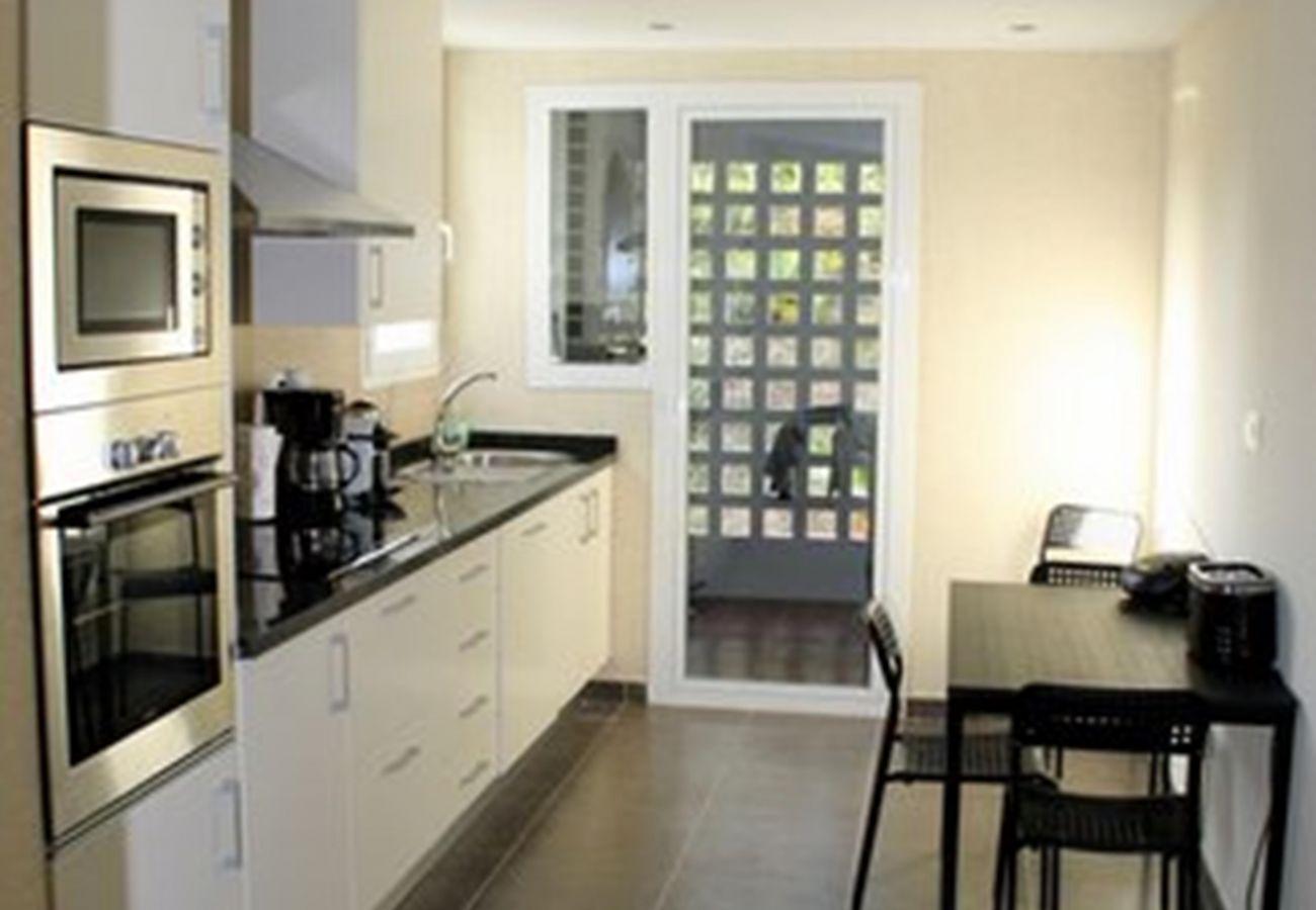 Apartment in La Alcaidesa - Nueva Alcaidesa 2104