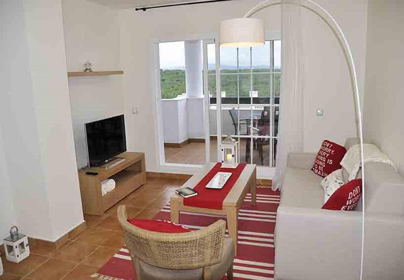 Apartment in La Alcaidesa - Terrazas de alcaidesa 2127