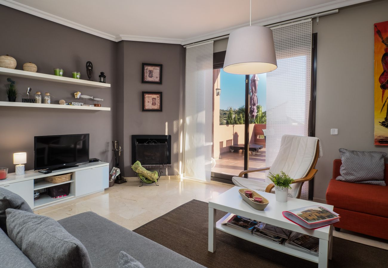 Apartment in Casares - Casares costa golf 2043