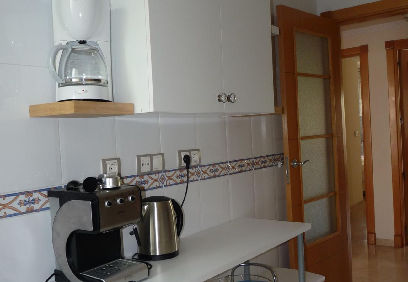 Apartment in Manilva - Residencial Duquesa 2010