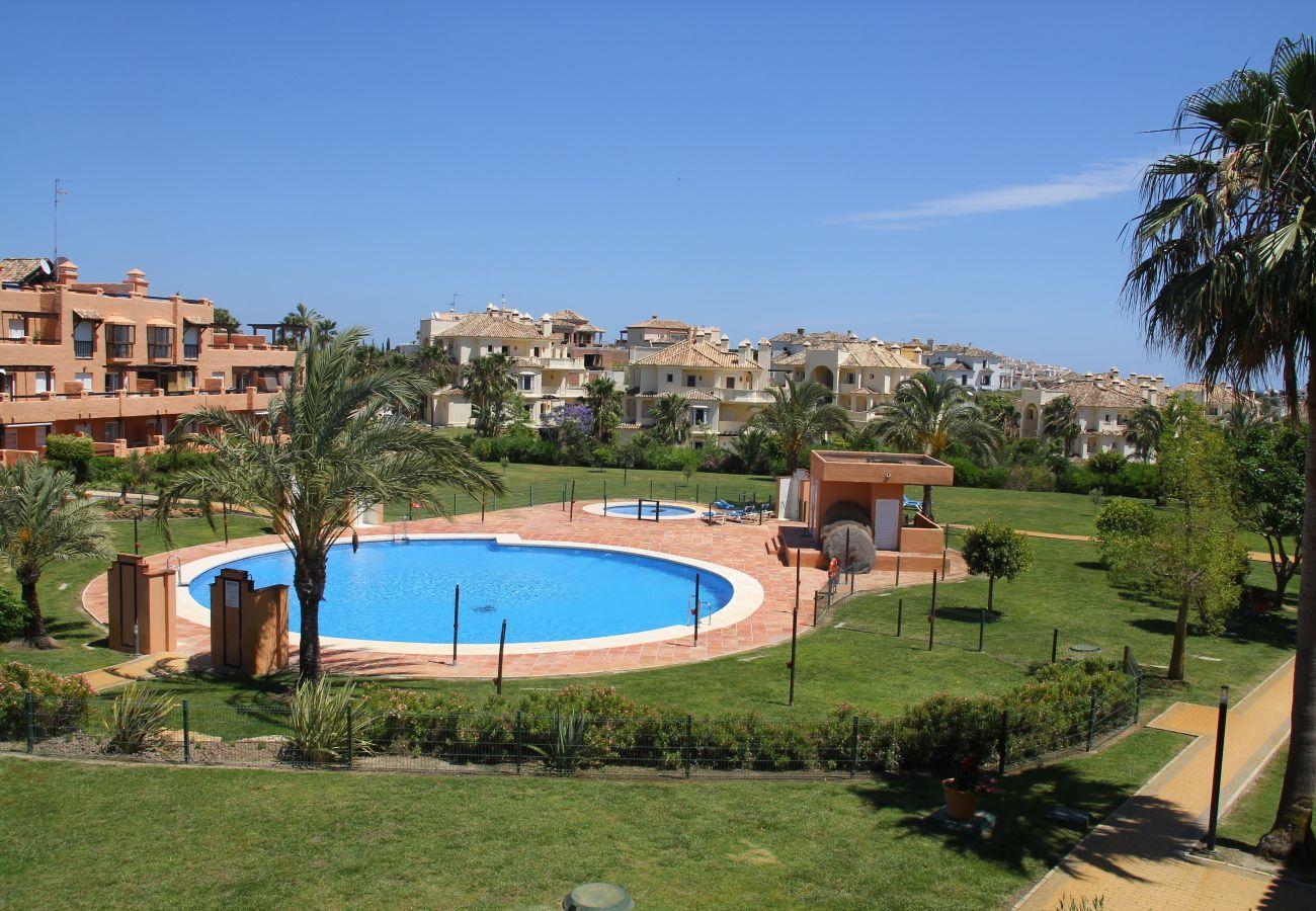 Zapholiday - 2180 - Holiday rental Casares, Malaga - Pool