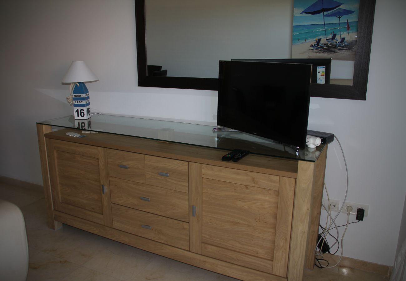 Zapholiday - 2180 - Casares apartment rental - living room