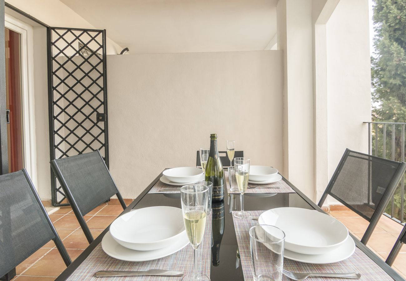 Zapholiday - 2187 - Manilva apartment rental - terrace