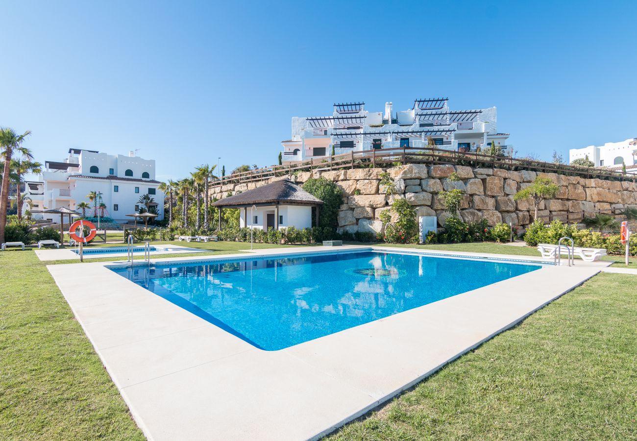 Zapholiday - 2186 - apartment rental Casares - Swimming pool