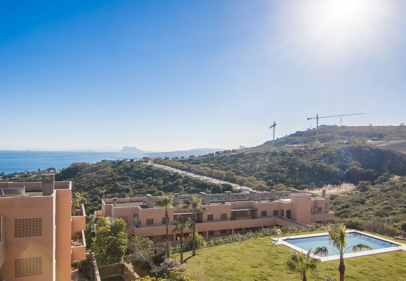 Zapholiday - 2020 - Manilva apartment rental - sea view