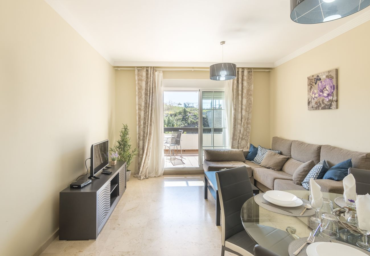 Zapholiday - 2197 - Manilva apartment rental - living room