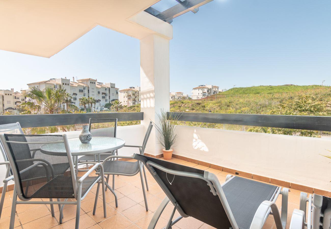 Zapholiday - 2197 - Manilva apartment rental - terrace