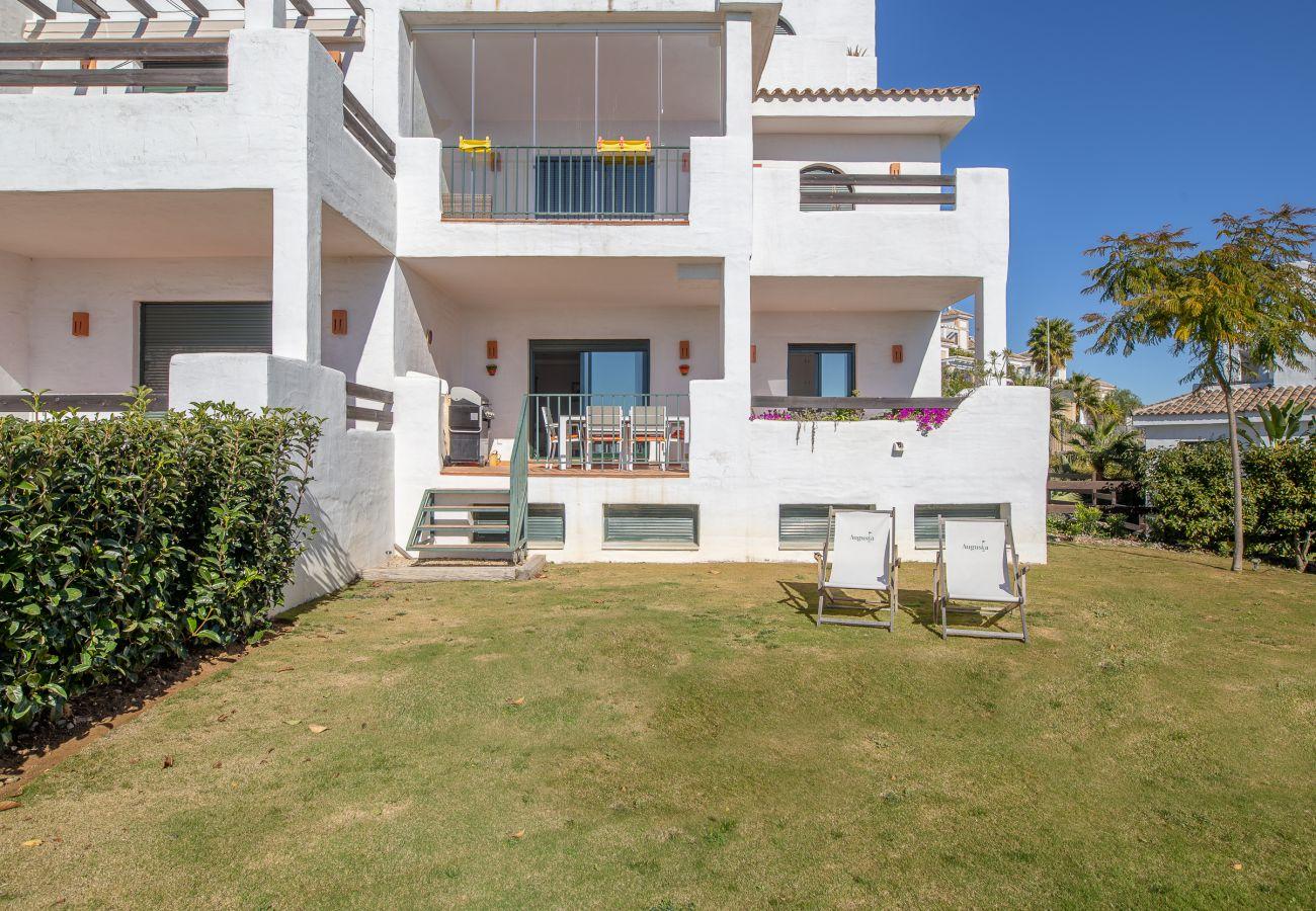 Zapholiday - 2193 - apartment rental Casares - garden