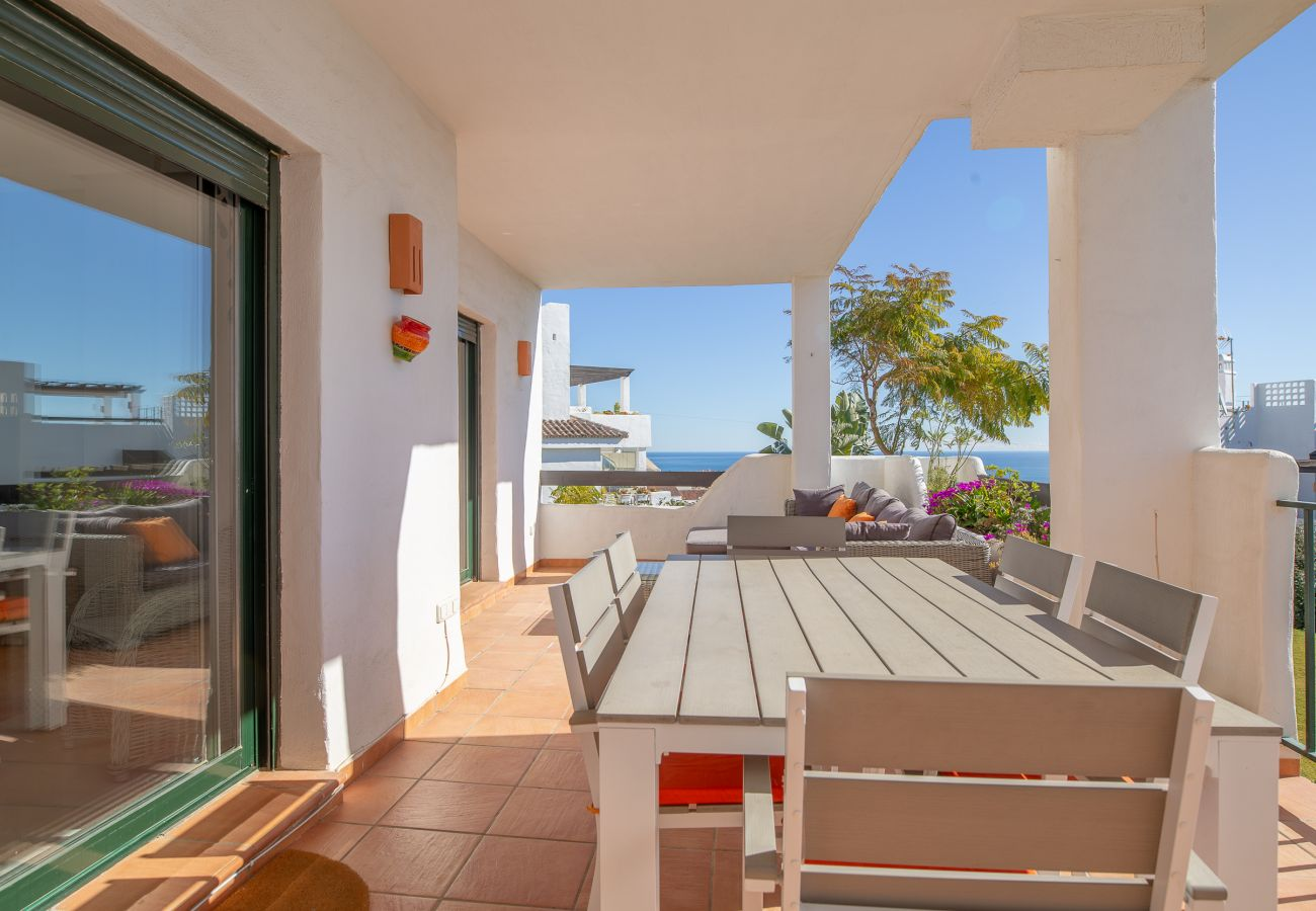 Zapholiday - 2193 - apartment rental Casares - sea view