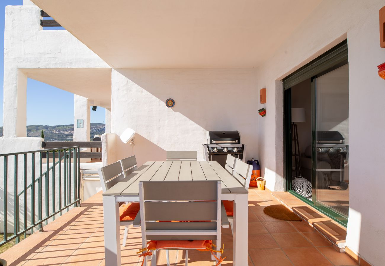 Zapholiday - 2193 - apartment rental Casares - terrace
