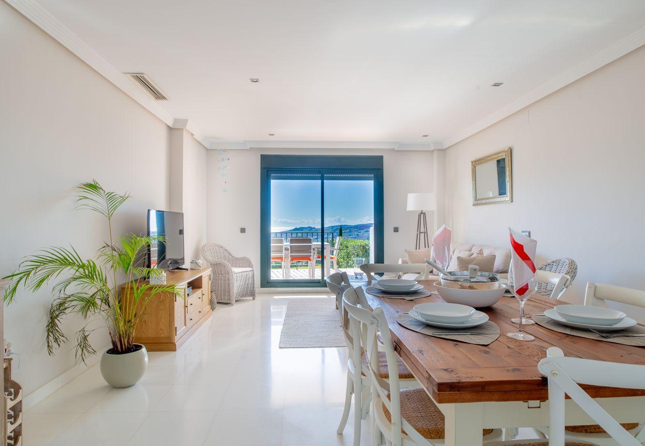 Zapholiday - 2193 - apartment rental Casares - living room