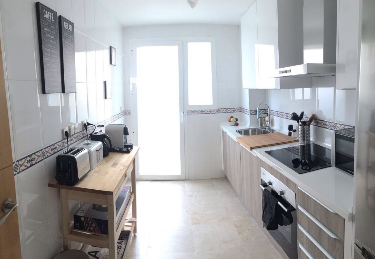 Apartment in Manilva - Residencial Duquesa 2201