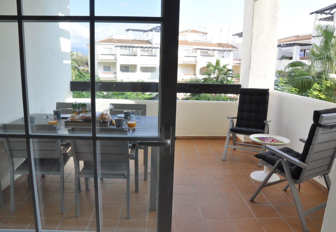 Zapholiday - 2201 - Manilva apartment rental - terrace