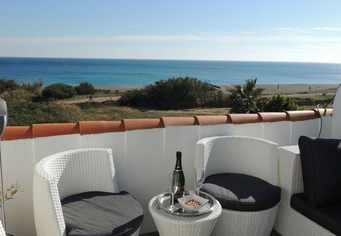 Zapholiday - 2203 - Manilva villa rental - terrace