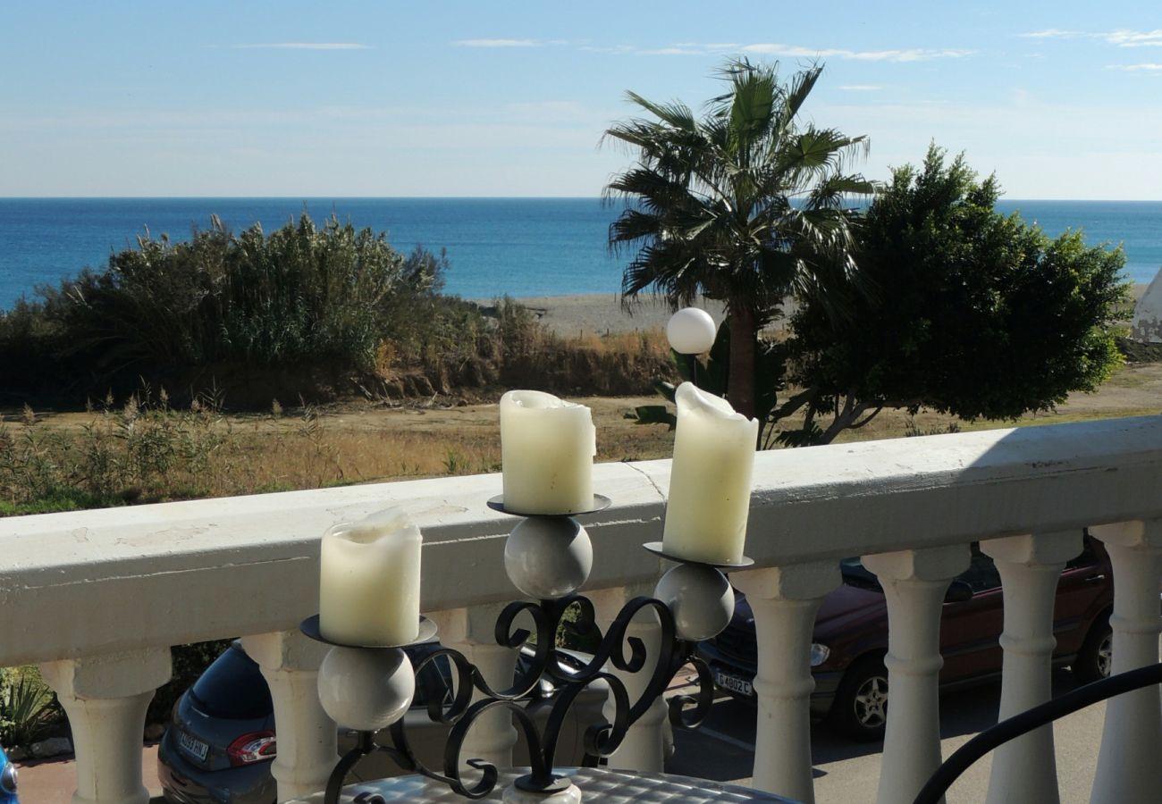 Zapholiday - 2203 - Manilva villa rental - beach