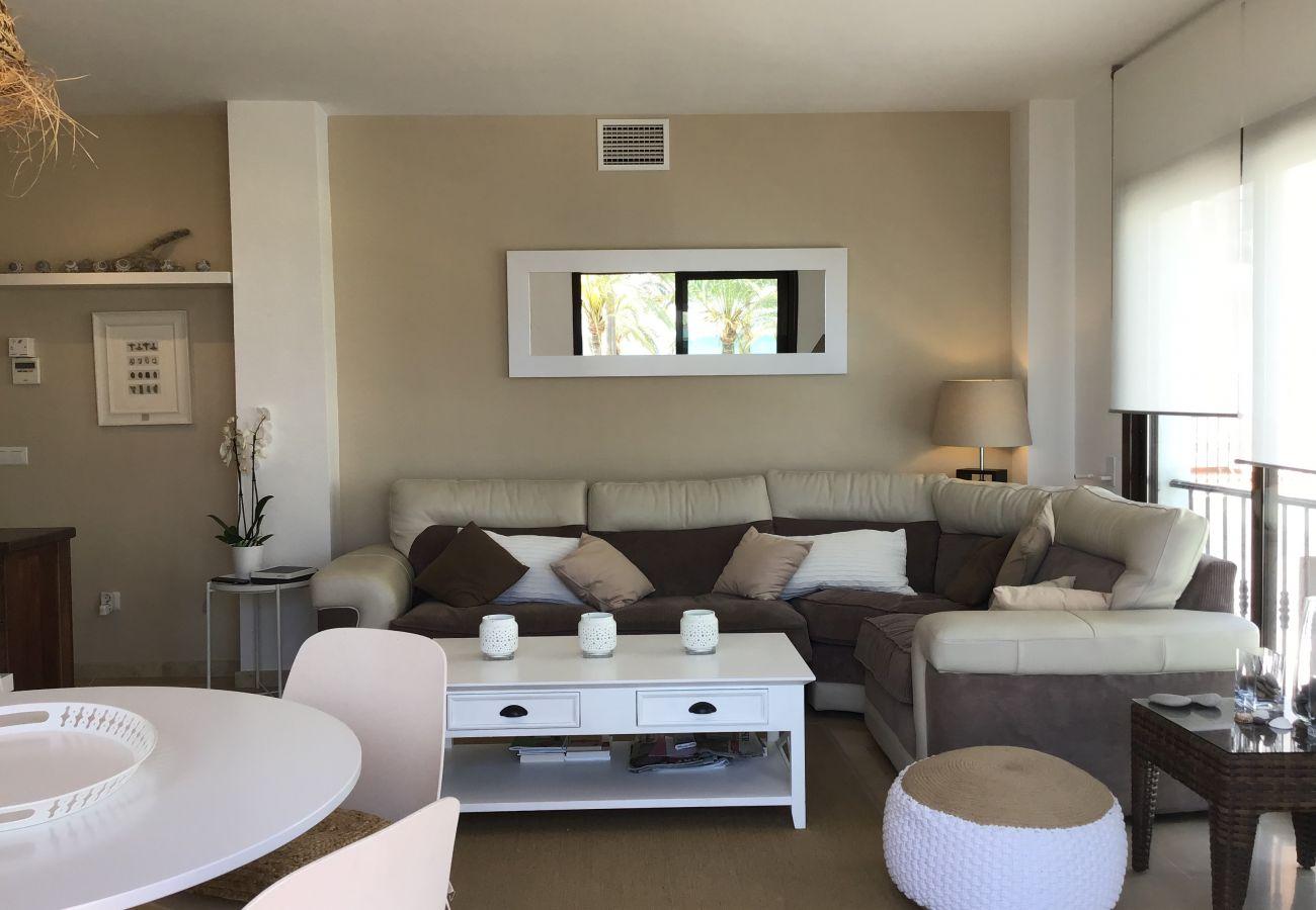 Apartment in Manilva - Marina Real 2204