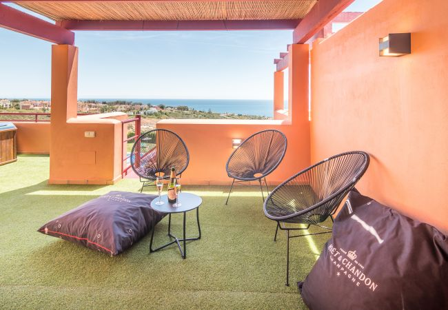 Zapholiday - 2205 - Manilva apartment rental - terrace
