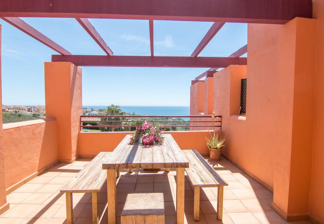 Zapholiday - 2205 - Manilva apartment rental - sea view