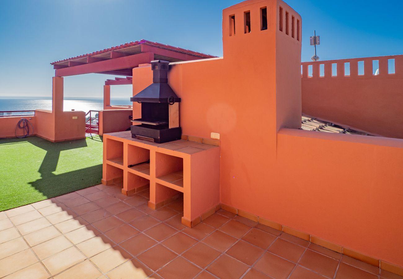 Zapholiday - 2205 - Manilva apartment rental - barbecue
