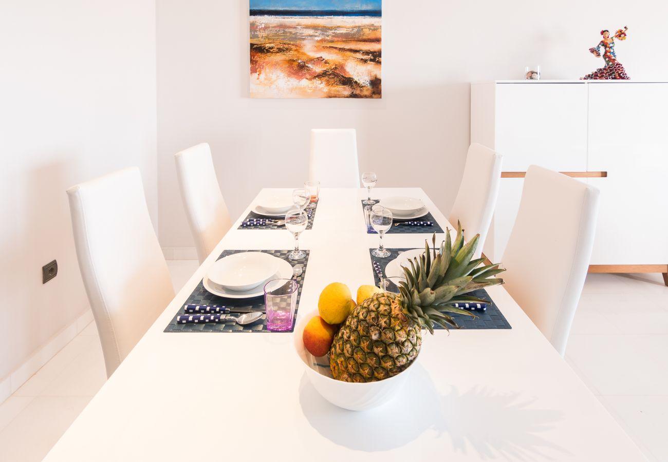 Zapholiday - 2207 - Casares apartment rental - living room