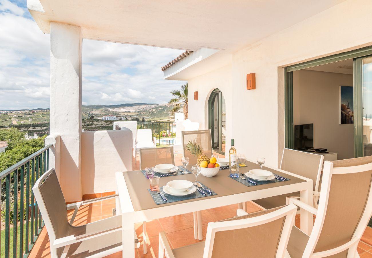 Zapholiday - 2207 - Casares apartment rental - terrace