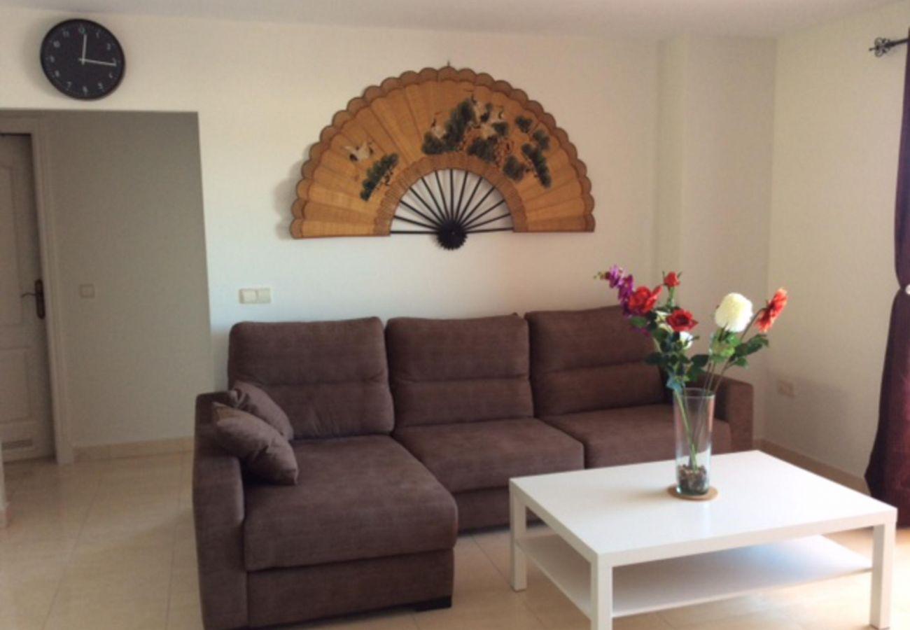 Zapholiday - 2208 - La Duquesa holiday apartment - living room