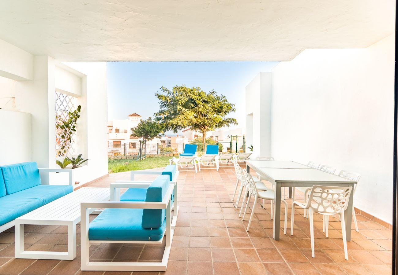 Zapholiday - 2209 - Alcaidesa villa rental - terrace