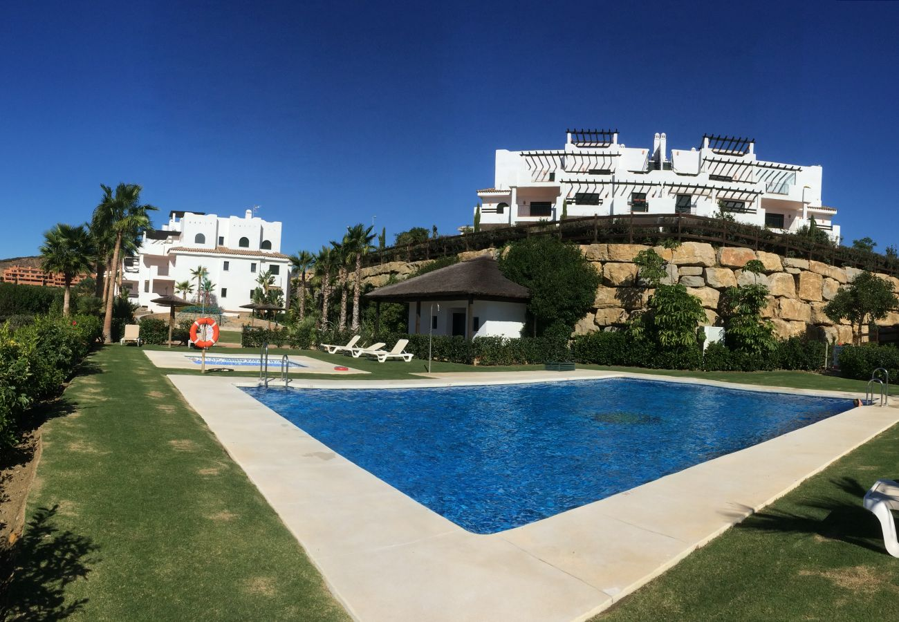 Zapholiday - 2215 - apartment rental Casares - swimming pool