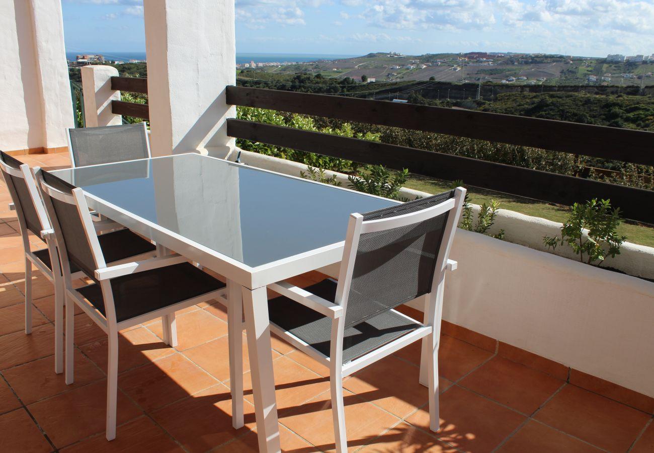 Zapholiday - 2215 - apartment rental Casares - sea view