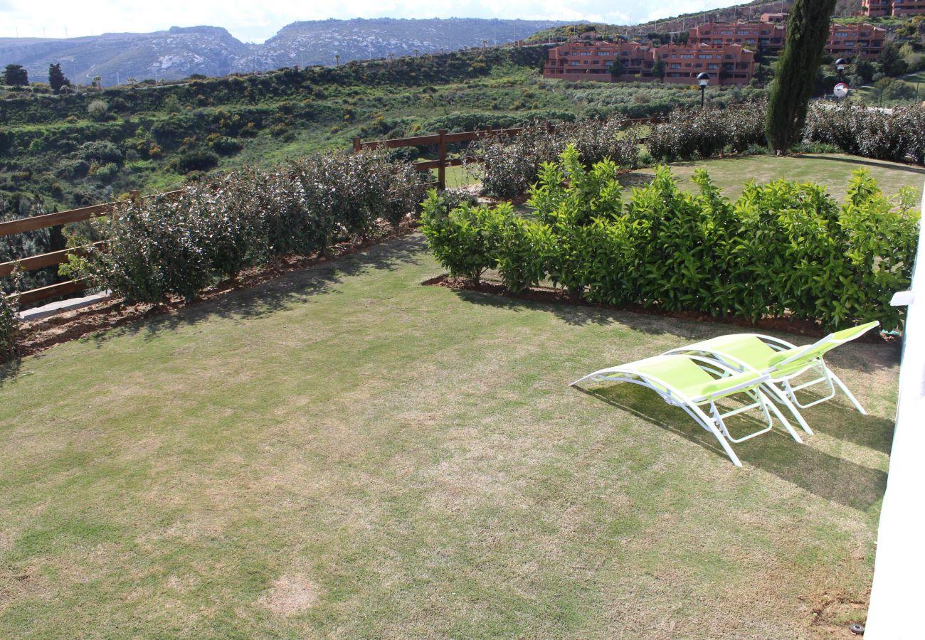 Zapholiday - 2215 - apartment rental Casares - garden