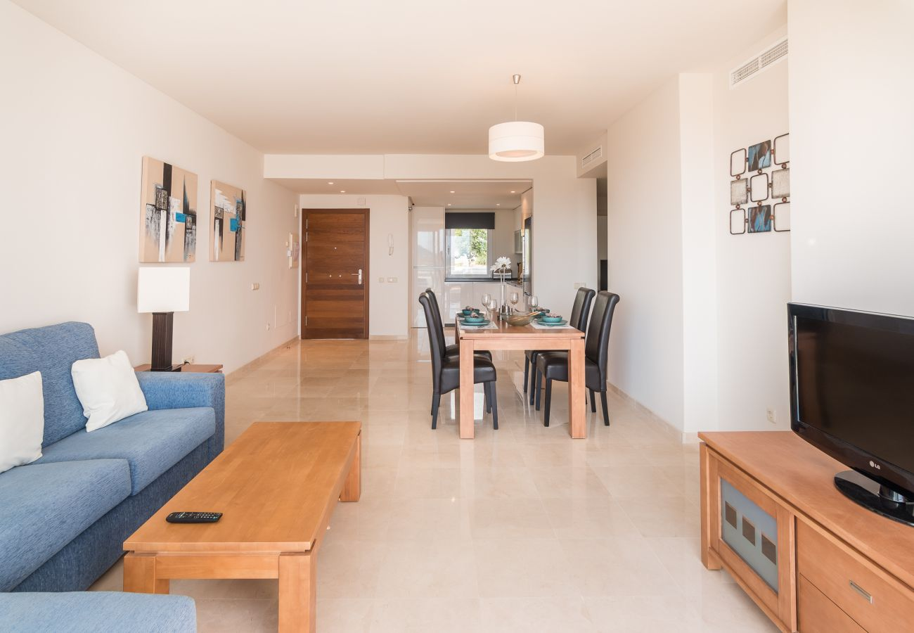 Apartment in Estepona - Alcazaba Lagoon 2214