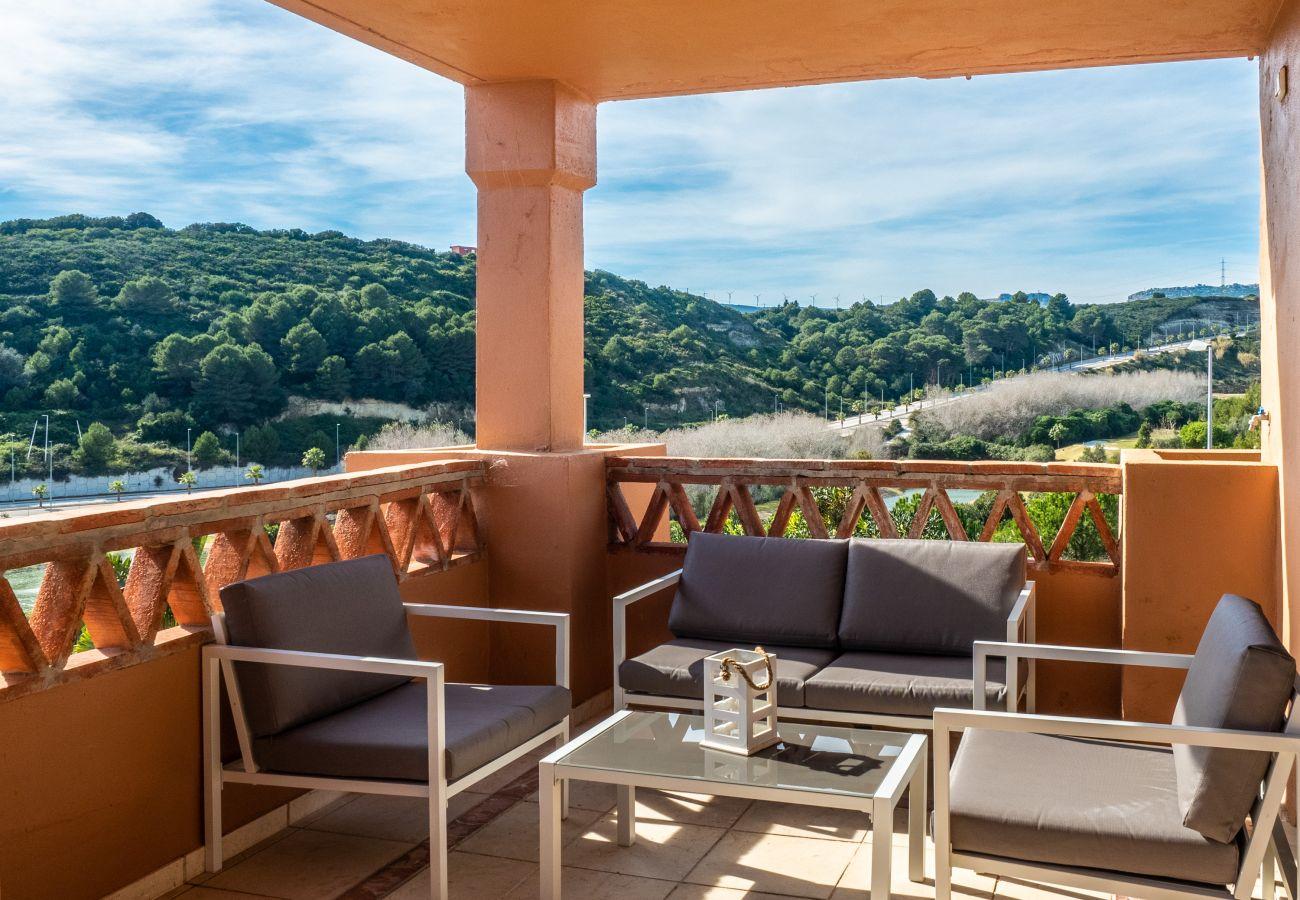 Zapholiday - 2225 - Casares apartment rental - terrace
