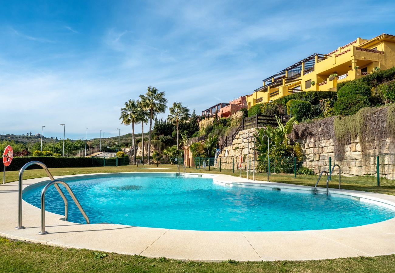 Zapholiday - 2225 - Casares apartment rental - swimming pool