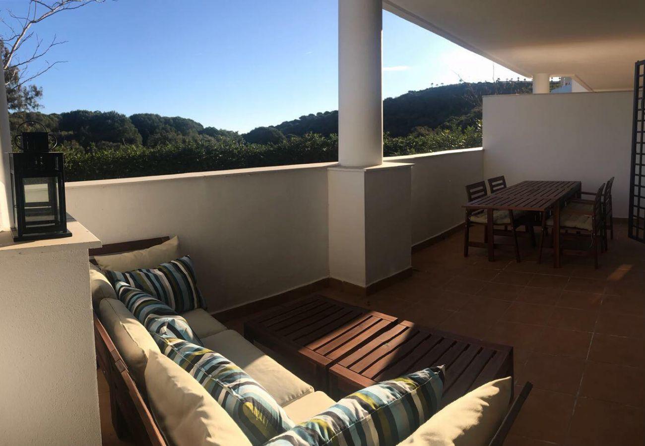 Zapholiday - 2232 - Alcaidesa apartment rental - terrace