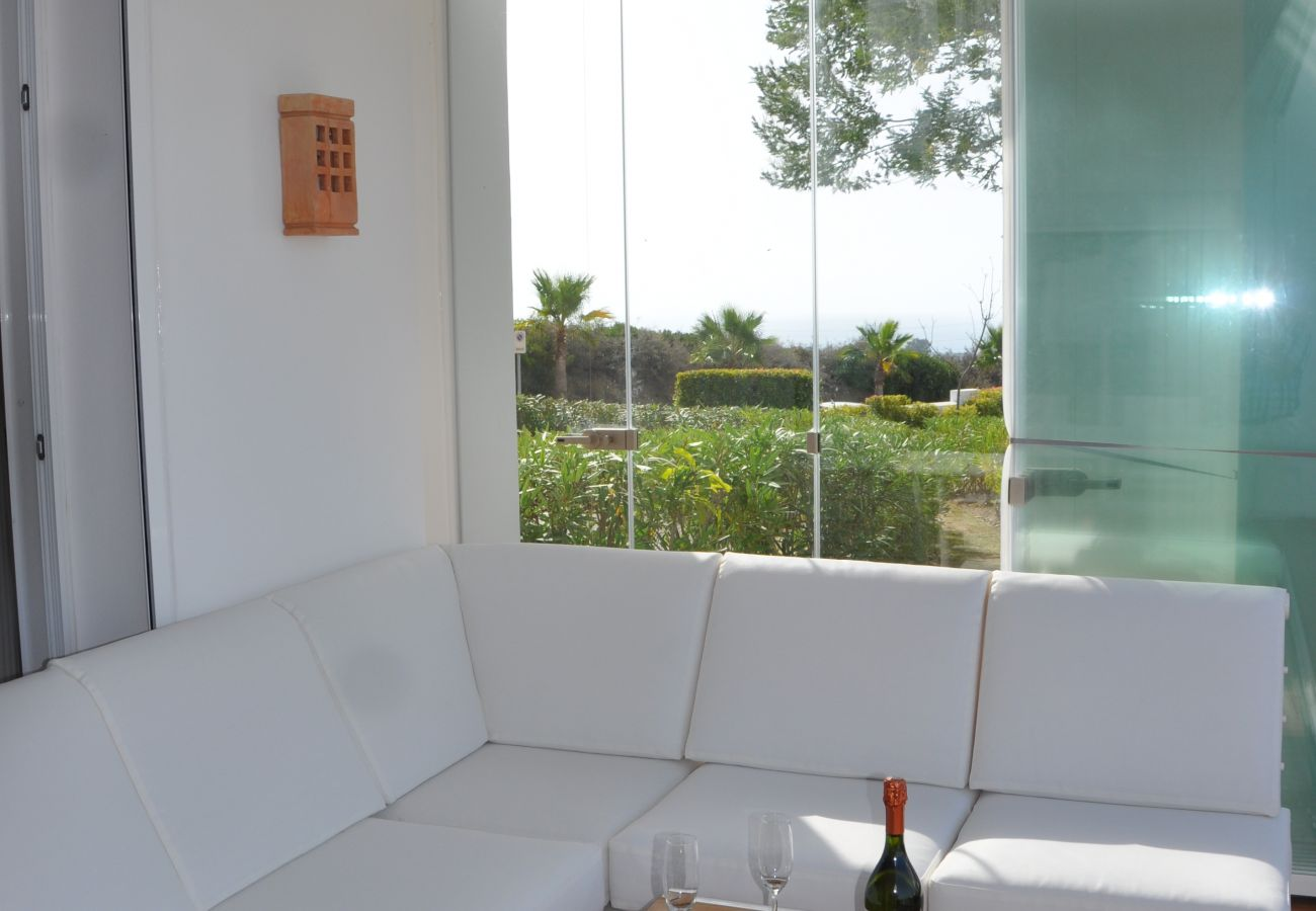 Zapholiday - 2221 - Estepona holiday apartment - terrace