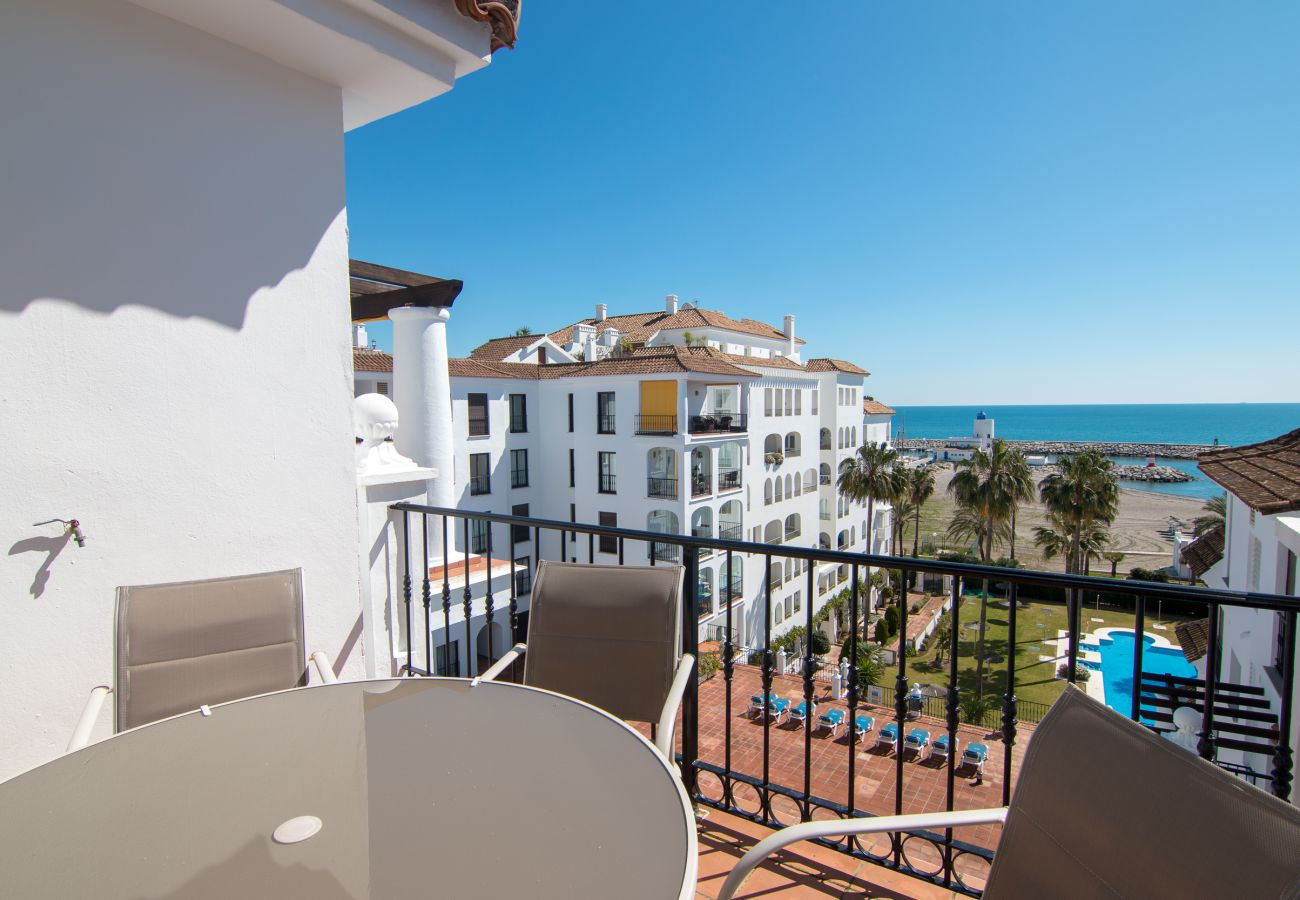 Zapholiday - 2233 - Duquesa holiday apartment - terrace