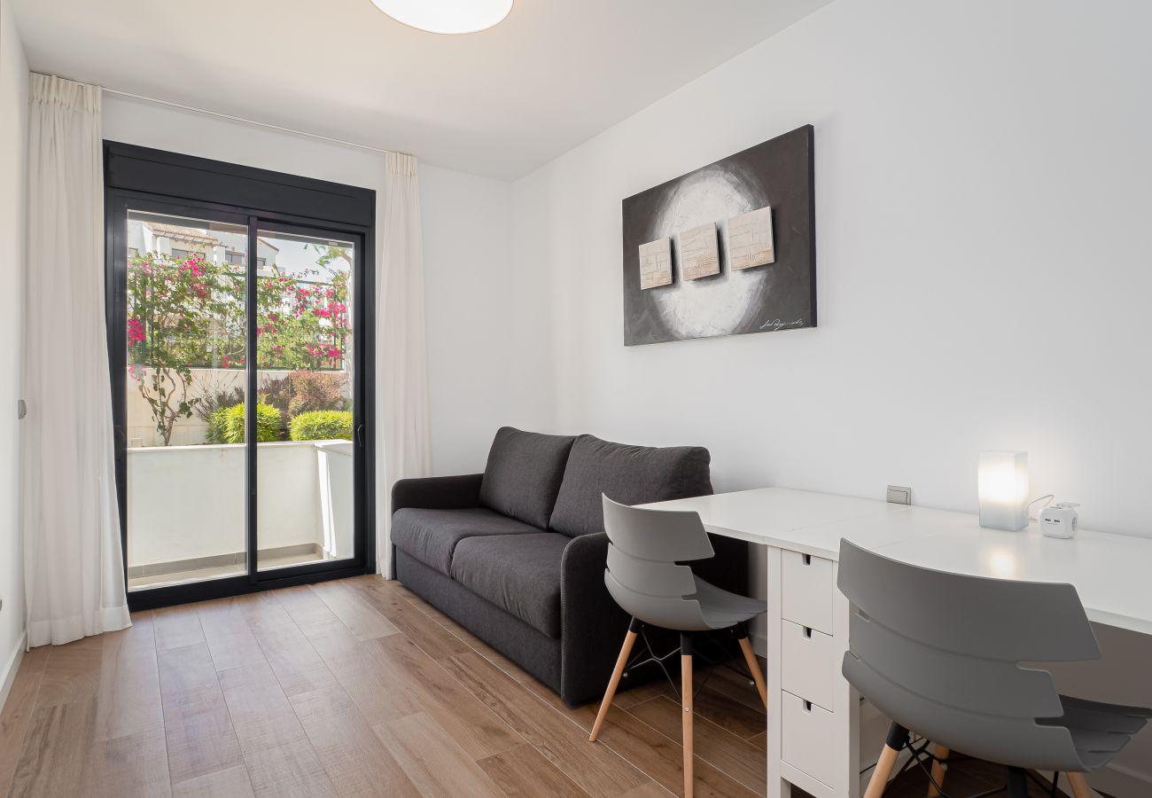 Apartment in La Alcaidesa - The Links 2226
