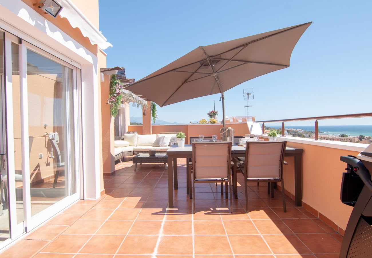 Zapholiday - 2242 - Casares apartment rental - terrace