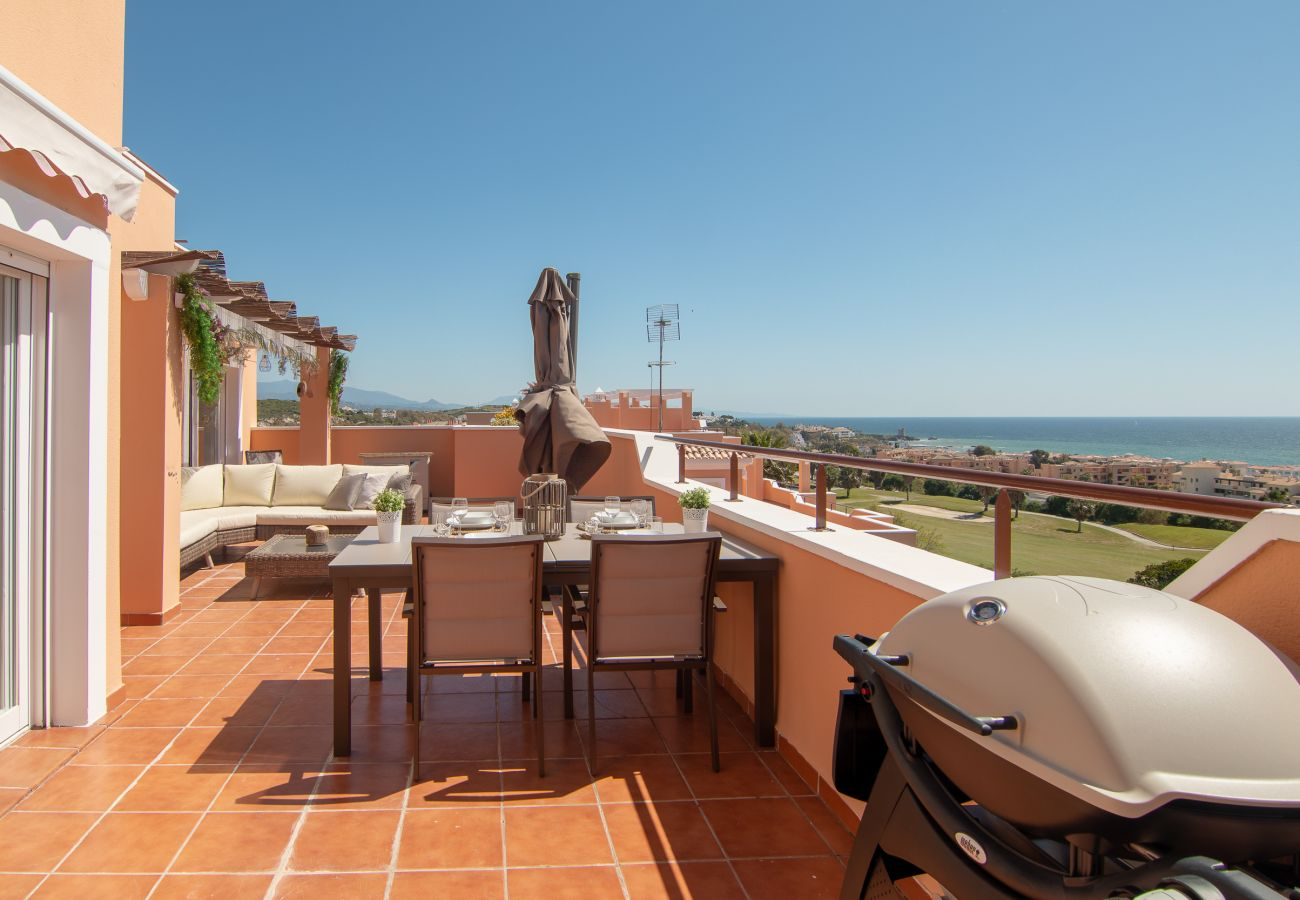Zapholiday - 2242 - Casares apartment rental - barbecue