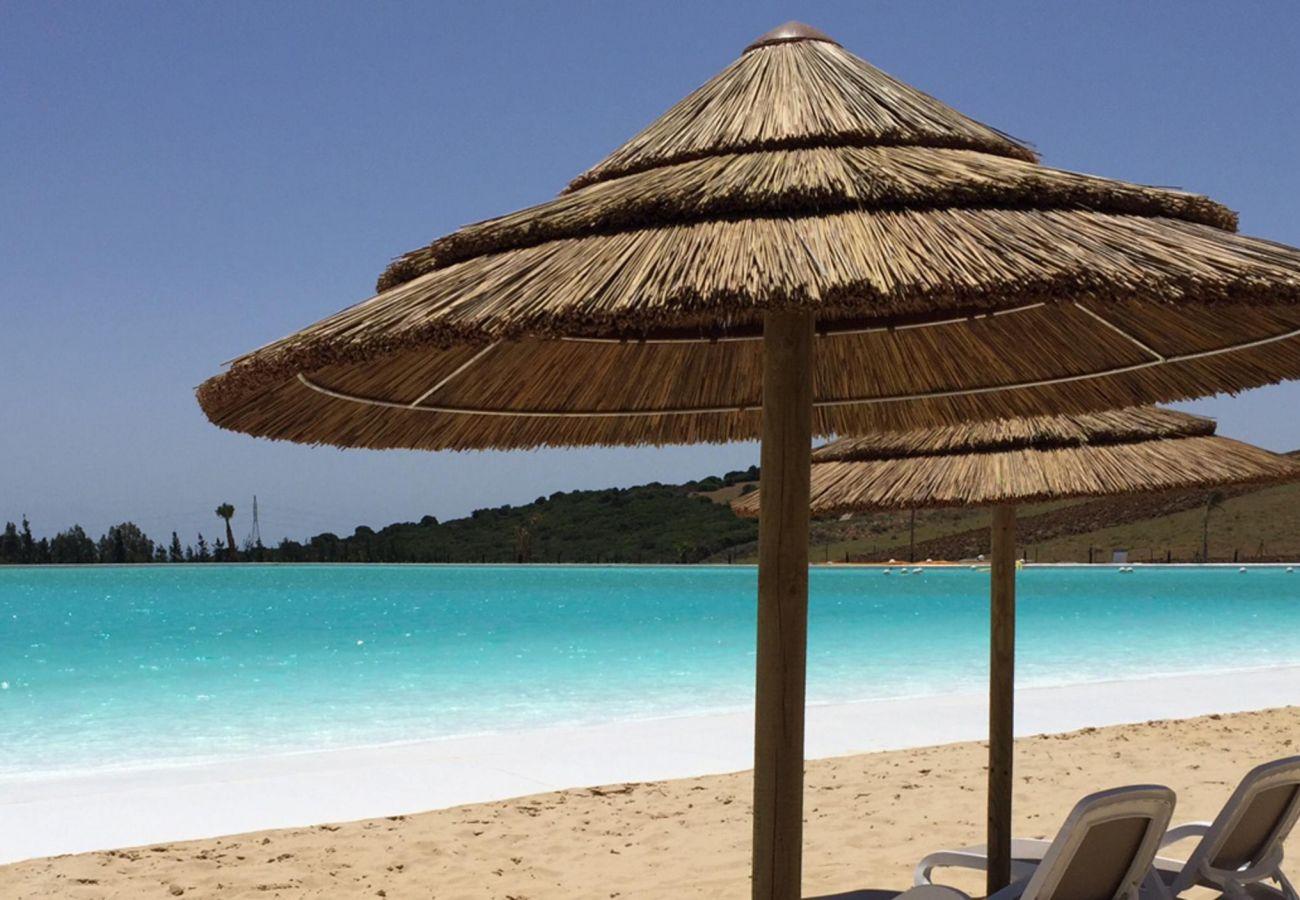 Zapholiday - 2237 - Estepona holiday apartment - beach