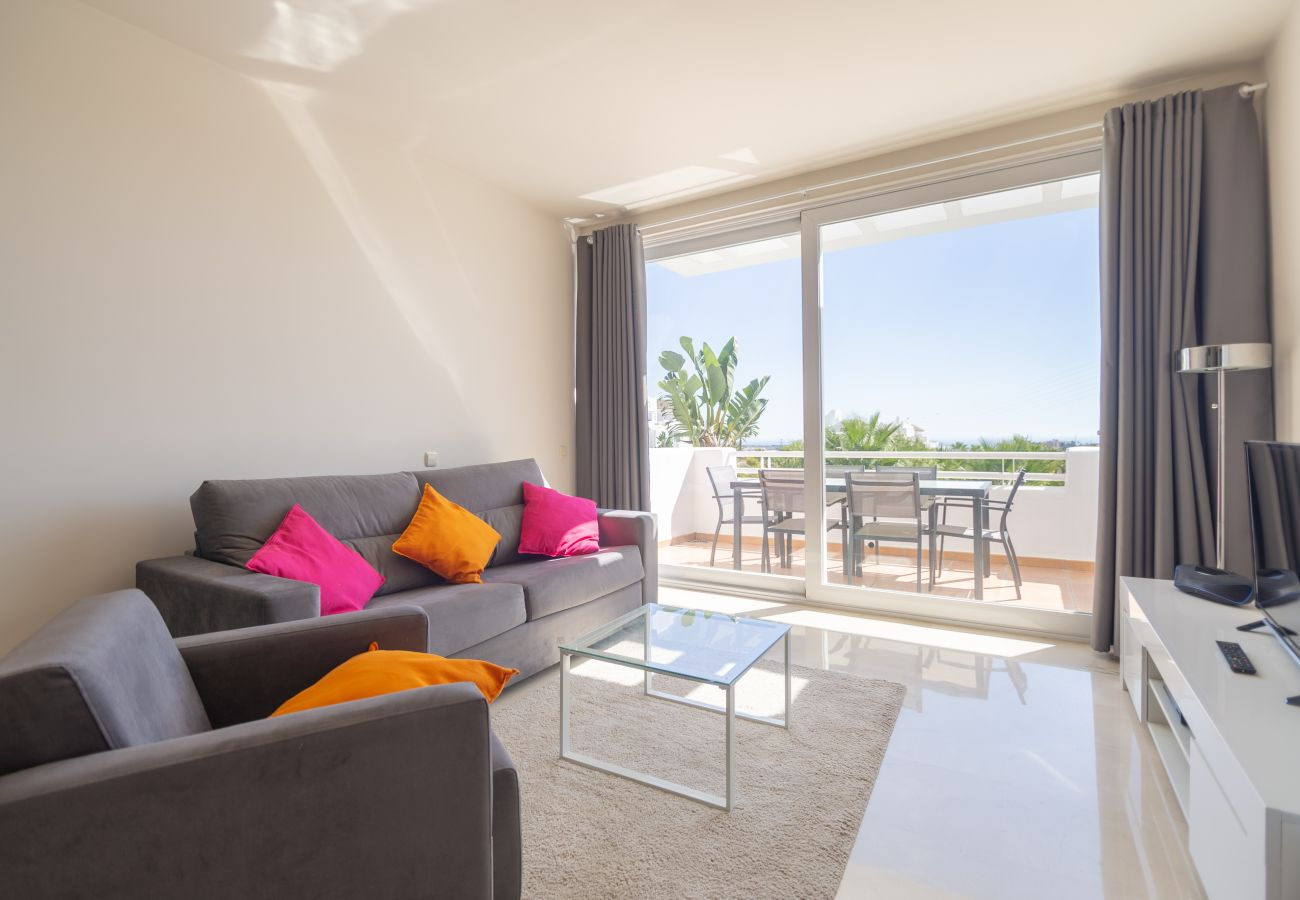 Zapholiday - 2237 - Estepona holiday apartment - living room