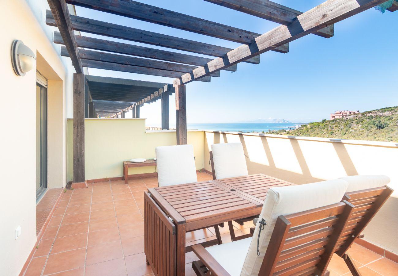 Zapholiday - 2244 - Manilva apartment rental - sea view