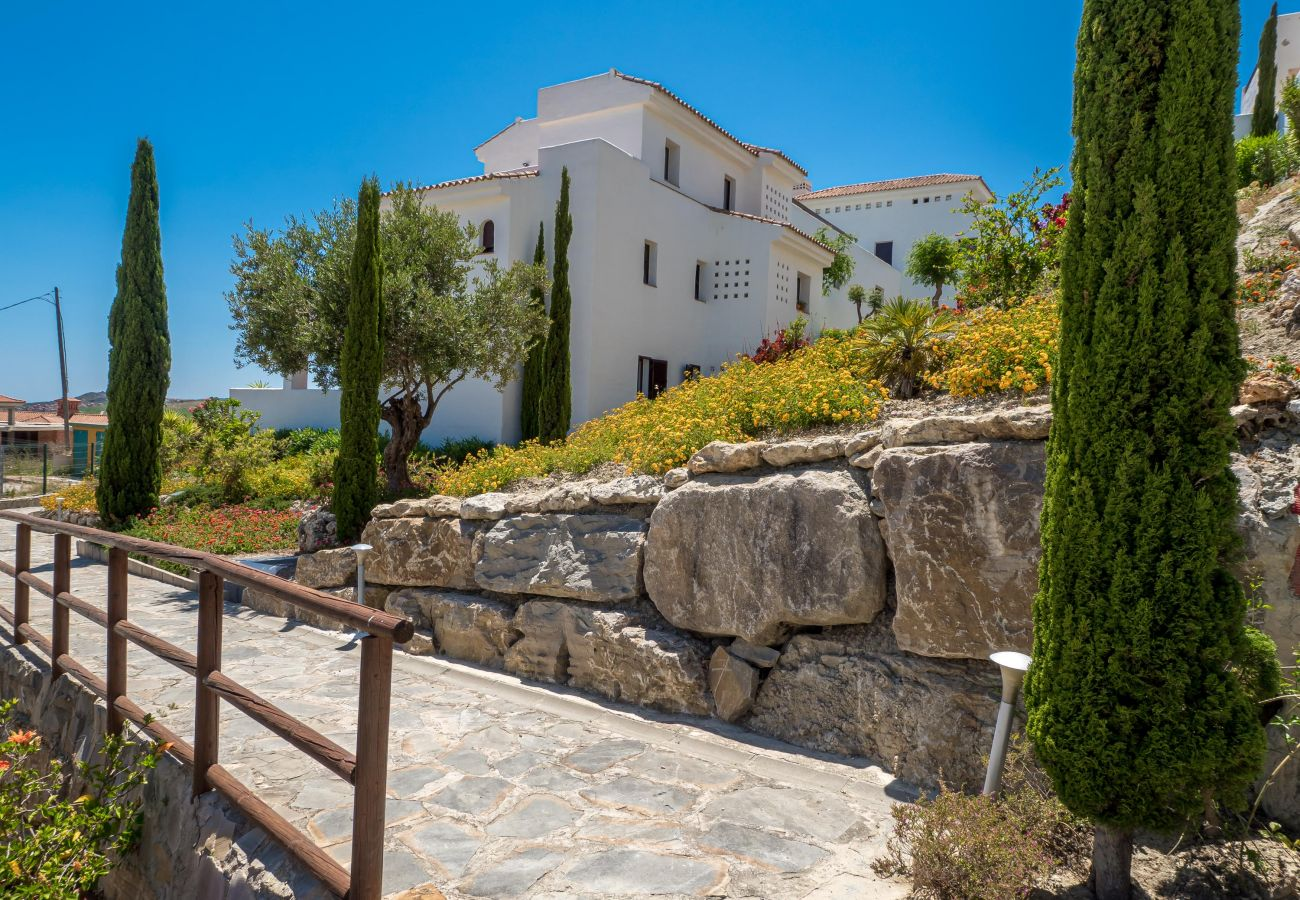 Zapholiday - 2246 - Casares apartment rental - garden